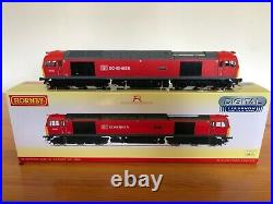 Hornby R3605 Db Schenker Class 60 044'dowlow' Sound Removed DCC Fitted