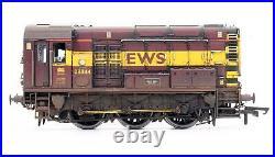 Hornby'oo' Gauge R2902xs Ews Class 08'chris Wren' Shunter DCC Sound