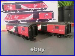 Hornby r3390tts class 43 hst pack virgin rail with dcc sound both ends