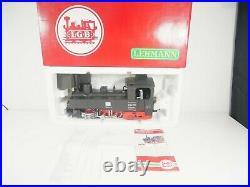LGB G Gauge 21701 DR U Class 0-6-2T DCC Sound + Smoke