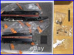 MTH 4-8-4 Class J Norfolk & Western N&W #612 DCC/DC withSound/Smoke PS3.0 HO scale