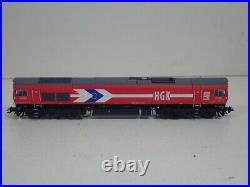 Märklin H0 39060 Diesellokomotive Class 66 der HGK mfx DCC Sound OVP