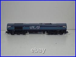 Märklin H0 39062 Diesellokomotive Class 66 Lineas mfx DCC Sound OVP