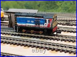 N Gauge Farish Class 08 DCC SOUND