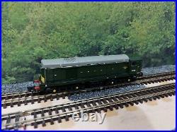 N Gauge Farish Class 20 no. D8158 DCC SOUND