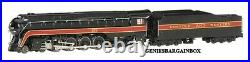 N Scale NORFOLK & WESTERN Class J 4-8-4 DCC & Sound Equipped NEW 53251