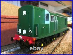 O Gauge Little Loco Company BTH15-GDB Class 15 BTH Type 1 BR green DCC Sound