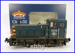 OO Gauge Bachmann 31-362 ZIMO DCC Sound Class 03 066 BR Blue Loco Weathered