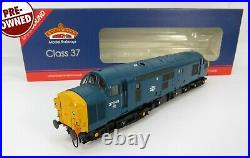 OO Gauge Bachmann 32-783DS DCC Sound Class 37 049 BR Blue Loco