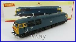 OO Gauge Hornby R2645 DCC Sound Class 56 013 BR Blue Loco