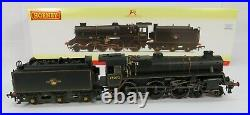OO Gauge Hornby R2716 DCC SOUND + Lights BR 4-6-0 Class 75000 Weathered Loco