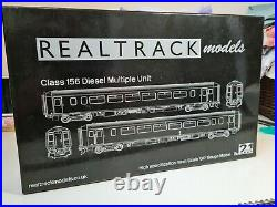 Realtrack Class 156 Arriva Northern Spirit Twin Legomanbiffo DCC Sound Fitted