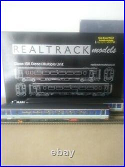 Realtrack Class 156 Regional Railways DCC sound