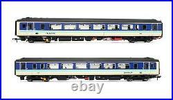 Realtrack'oo' Gauge 156-314 Provincial 2 Car Class 156 Dmu DCC Sound