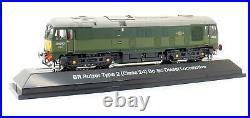 Slw'oo' Gauge Br Sulzer Type 2 Class 2 D50534 Diesel Locomotive DCC Sound