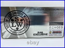 Sutton Locomotive Workshop Br Sulzer Class 24 Rtc Livery. DCC Sound Fitted. Slw
