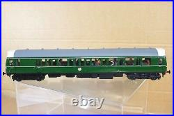 Tower Models Sancheng O Gauge DCC Sound Br Green Class 121 Diesel Railcar Loco