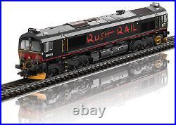 Trix H0 22997 Diesellok Class 66 der RushRail SJ DCC / mfx / Sound NEU + OVP